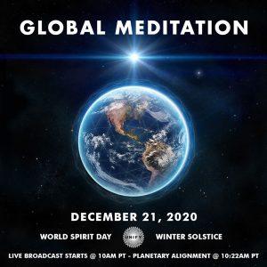 Global Meditation on Solstice