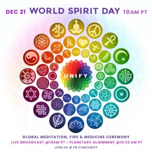 Read more about the article Happy Solstice World Spirit Day